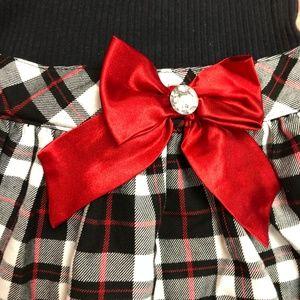 Youngland Dresses - Toddler Girls Holiday Dress *SALE ITEM